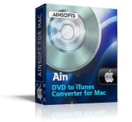 DVD to iTunes Converter for Mac
